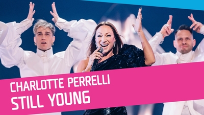 Charlotte Perrelli – Still Young