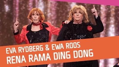 Eva Rydberg & Ewa Roos – Rena rama ding dong