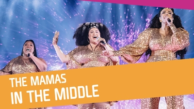 The Mamas – In The Middle