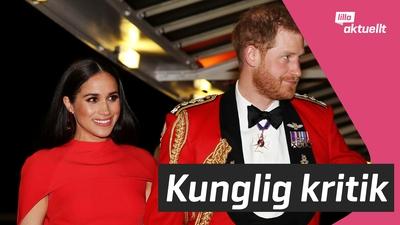 Många pratar om prins Harry och Meghan Markle
