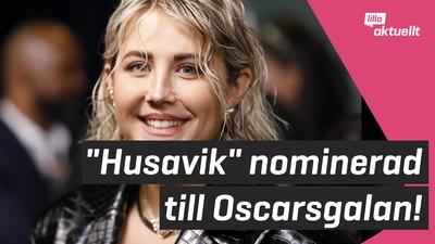 Molly Sandén nominerad till en Oscar
