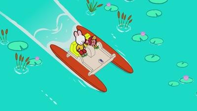 En trampbåt