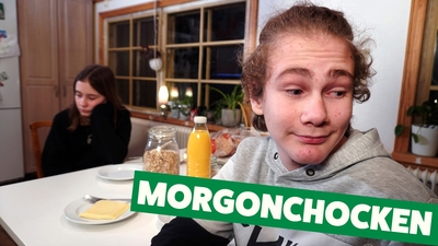 Hampus – Morgonchocken