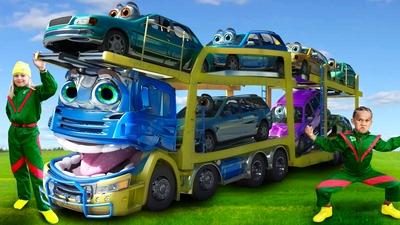 Biltransporten