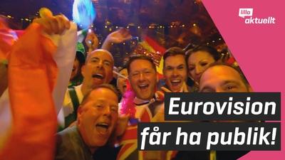 Publik på Eurovision