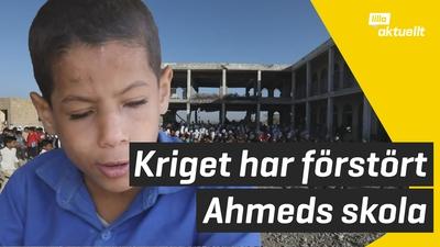 Många skolor i Jemen stängda