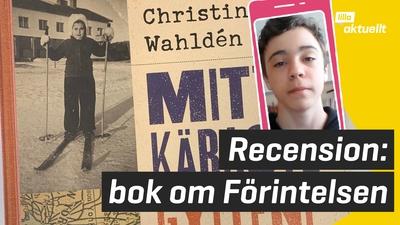 Han recenserar en bok om Förintelsen