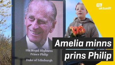 Storbritanniens prins Philip är död