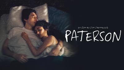 Laura (Golshifteh Farahani) och Paterson (Adam Driver).