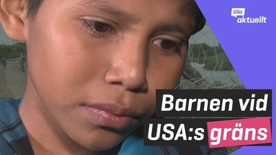 Reportage från gränsen mellan USA och Mexiko