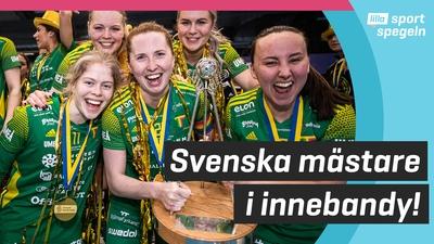 Nykomlingen Team Thoren vann innebandy-guldet