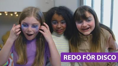 Hedda - Redo för disco!