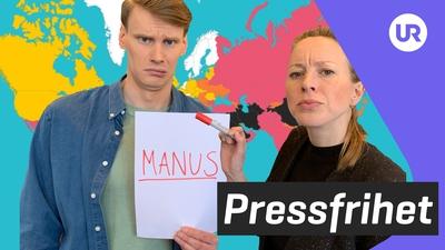 Varför behövs pressfrihet?