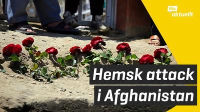 Hemsk attack i Afghanistan