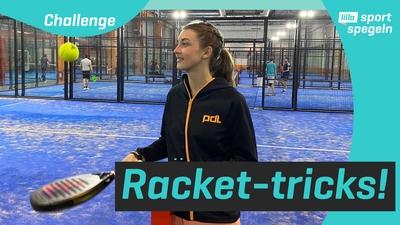 Ny challenge: testa dina racket-skills