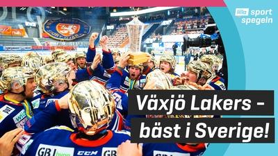 SM-guld till Växjö Lakers!