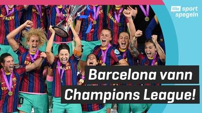 Barcelona är bäst i Europa