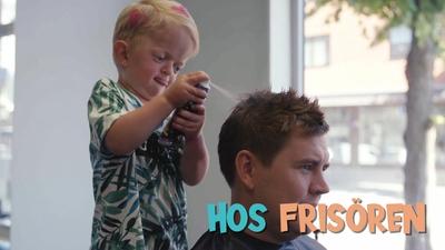 10. Hos frisören