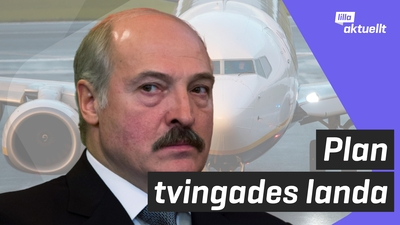 Länder vill inte flyga över Belarus
