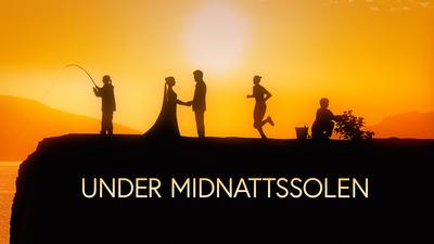 Midnattssolen gör natten lika ljus som dagen. Den lilla ön Grímsey norr om Island ligger mitt på polcirkeln. Här anordnar öborna en festival för att fira midnattssolen och turister från hela världen kommer för att delta.