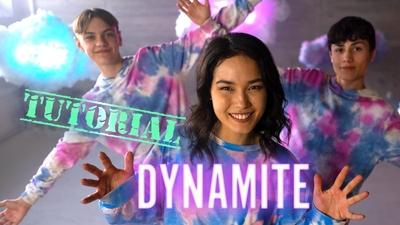 Lär dig dansen: Dynamite