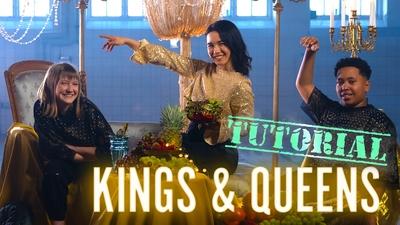 Lär dig dansen: Kings & Queens