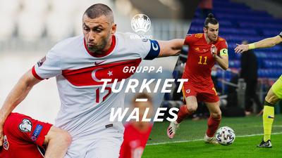 Turkiet-Wales