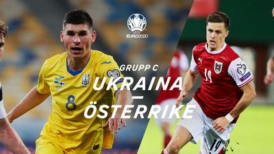 Ukraina-Österrike