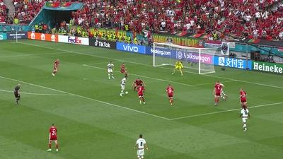 Ronaldo gör sitt 106:e mål