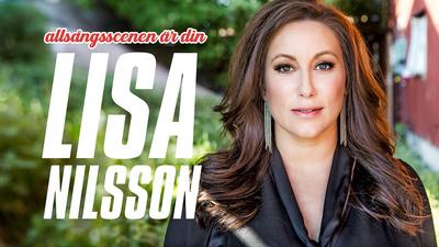 Lisa Nilsson i Allsågsscenen är din.