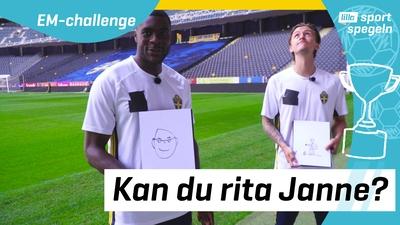 Ny EM-challenge: testa dina rit-skills!