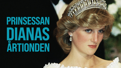 Prinsessan Dianas årtionden