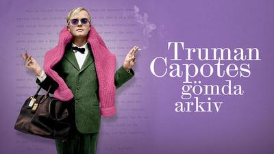 Truman Capotes gömda arkiv. Amerikansk dokumentär från 2019.