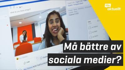 Så använder du sociala medier för att må bättre