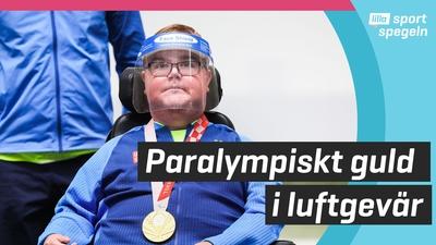 Äntligen svenska medaljer i Paralympics