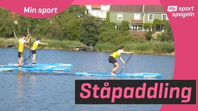 Vi lär oss allt om Stand Up Paddle