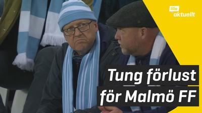 Malmö förlorade mot Juventus