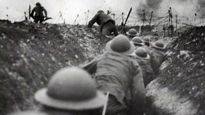 Några av de sista kvarvarande soldaterna som deltog i det första världskriget intervjuades innan de dog. Många av dem var pojkar när de drog ut i kriget, men de kom hem som brutna själar. - Första världskrigets sista överlevare