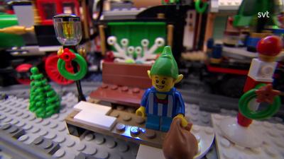 Lego hemma hos Peter Pargas