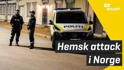 Hemsk attack i Norge