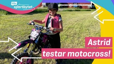 Lilla Sportbytet: från ridning till motocross