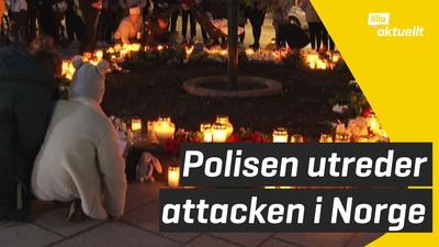 Norsk polis fortsätter utreda den hemska attack