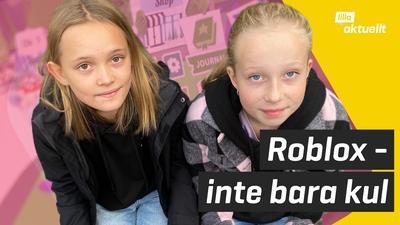 Har du sett obehagliga grejer i Roblox?