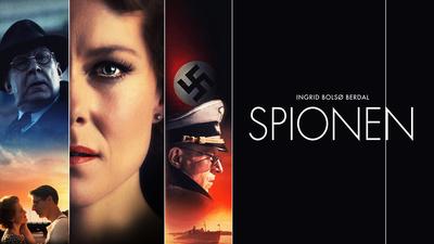 Spionen. Norsk-svensk långfilm från 2019.