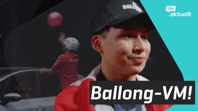Ballong-VM i Spanien