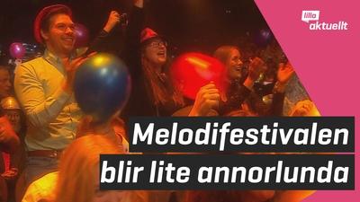 Melodifestivalen görs om