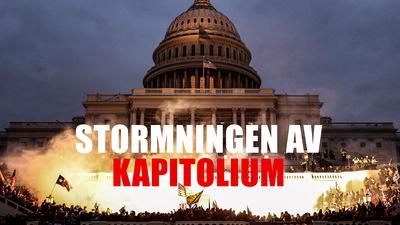 Dox: Stormningen av Kapitolium