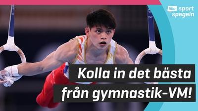 Det största från gymnastik-VM