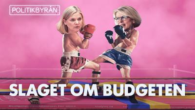 Med bara några veckor kvar till att Sveriges budget nästa år ska spikas så har utfallet sällan känts mer osäkert. Nu höjs röster för att hela budgetprocessen spårat ur - och att vi är på väg mot en ny finanskris om det inte blir ordning på budgetkaoset. - Politikbyrån