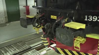 Järnvägslok